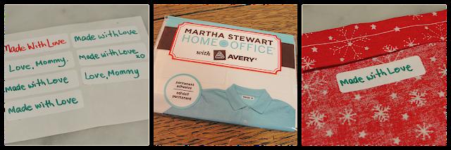 adhesive fabric labels