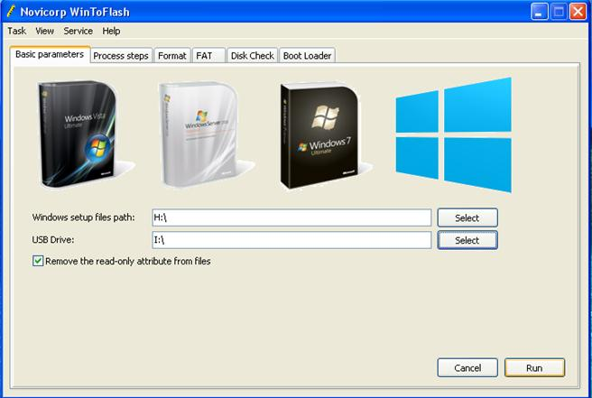 transfer windows ke flash disk