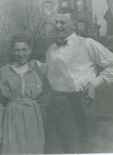 Frank Clark and Ella Myrtle Nower
