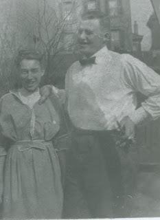Frank Clark and Ella Myrtle Nower