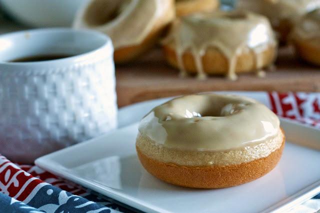 Dirty Chai Doughnuts l SimplyScratch.com