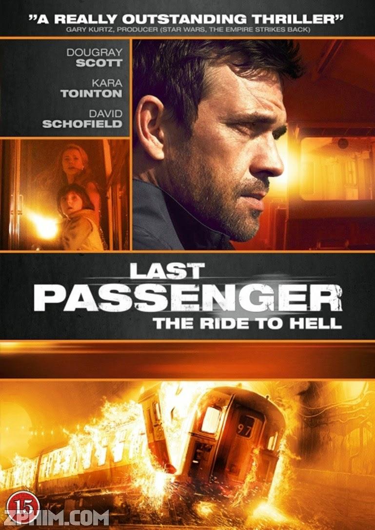 Hành Khách Cuối Cùng - Last Passenger (2013) Poster