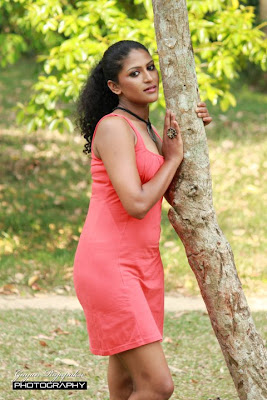 Oushi Perera sexy photos
