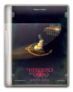 O Herdeiro do Diabo   BDRip AVI Dual Áudio + RMVB Dublado