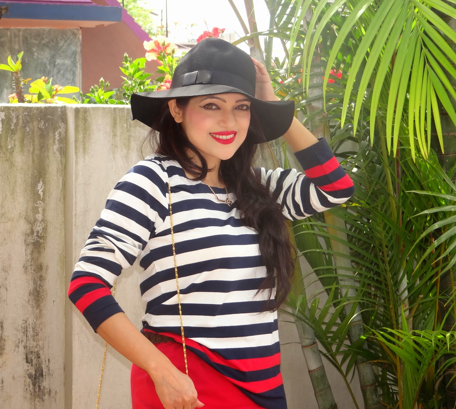 Nautical...yet again- OOTD