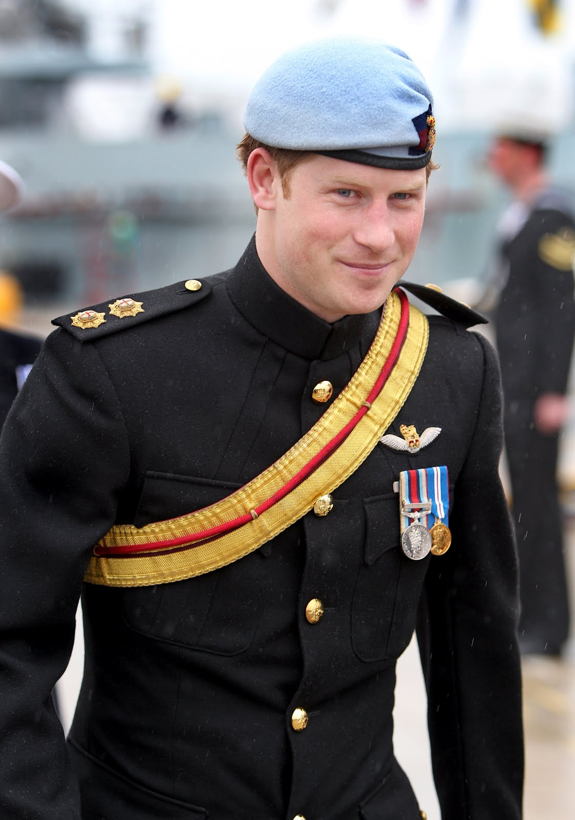Prince Harry Will Be Treated With Traditional Foods And Presentations
