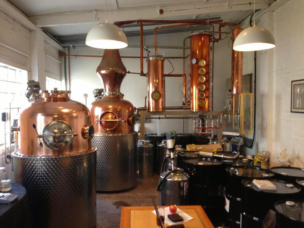 Craft Distillers Association Ontario