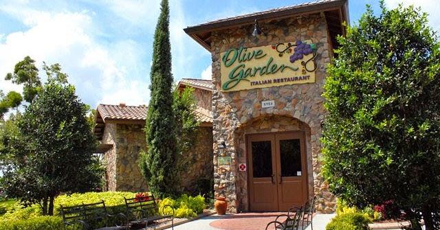 Orlando Olive Garden Italian Kitchen Avalia O E A F Rias