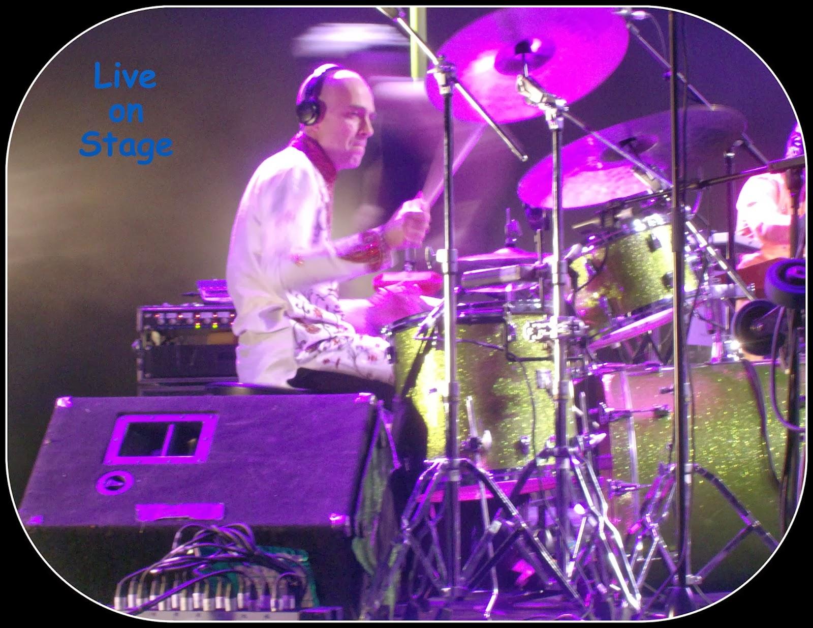Cristian Meyer Drum