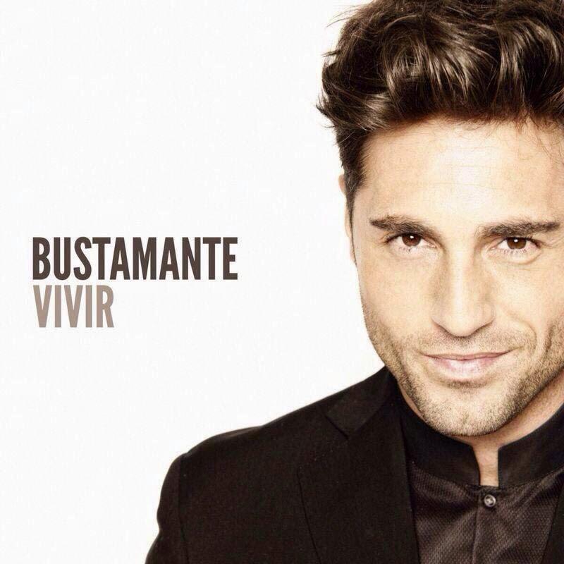 DAVID BUSTAMANTE presenta #VivirenConcierto su último nuevo disco