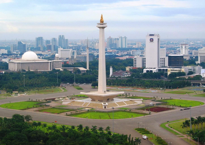 Monas Monumen Nasional Republik Indonesia