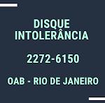 Disque Intolerância