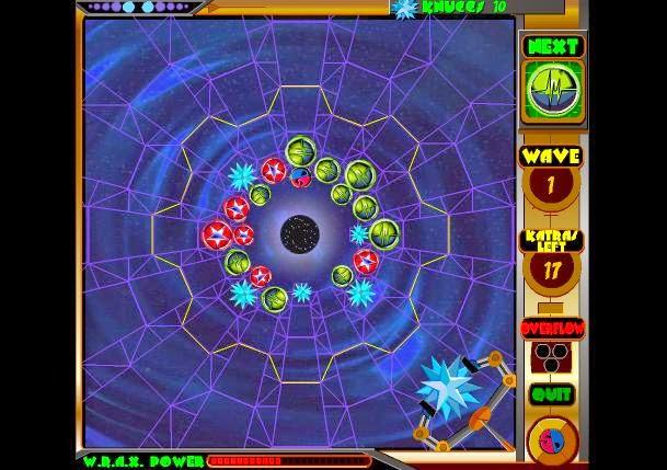 Games Zuma Bintang