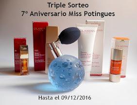 """Sorteo en el blog """"Miss Potingues"""""""