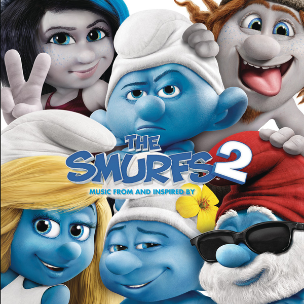 The Smurfs 2 (2013) (Soundtrack From The Motion Picture)