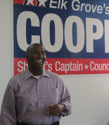 Cooper Opens New Campaign Office, Gears Up For Ninth District Assembly Race
