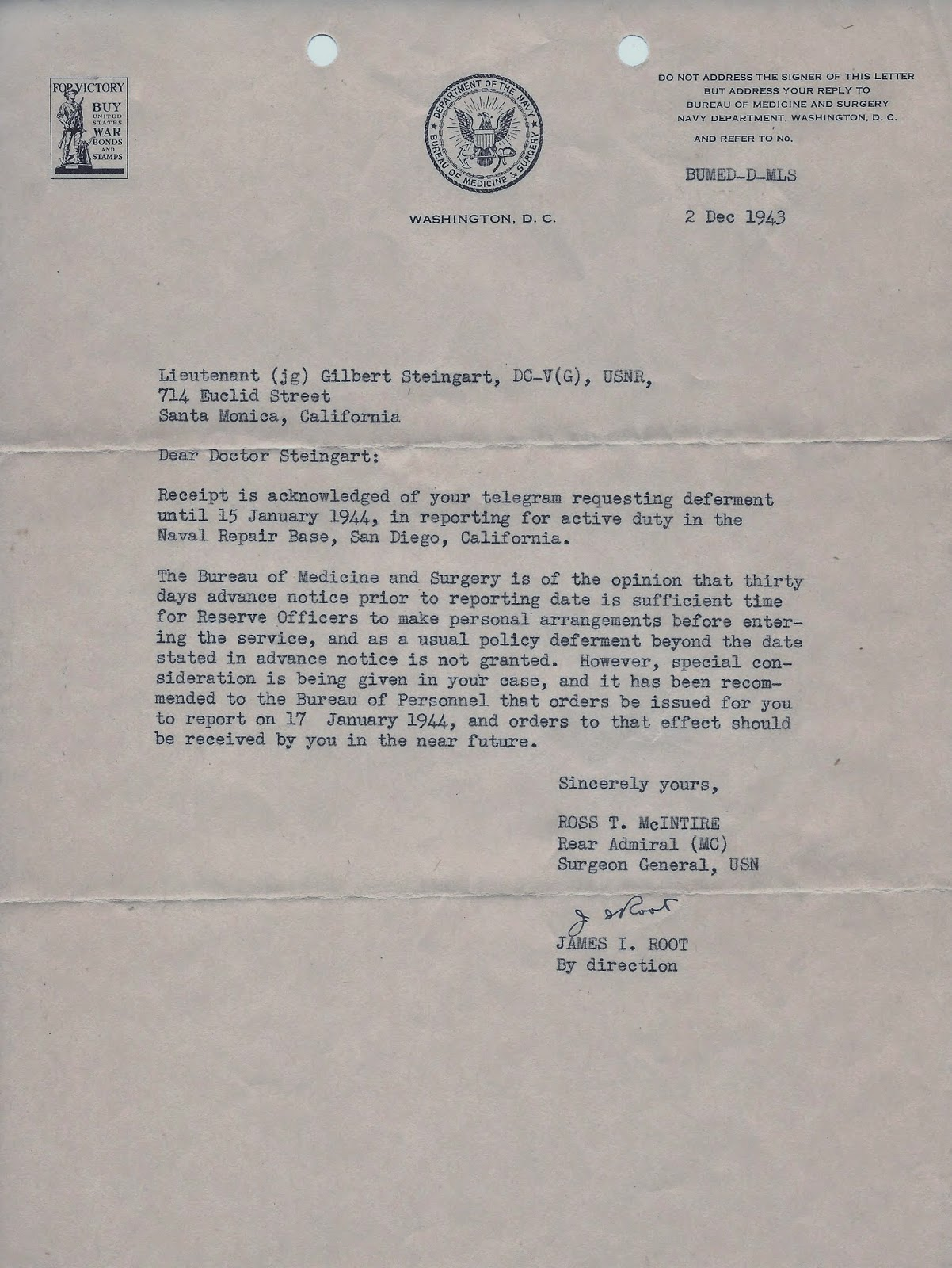 mc letter from doctor