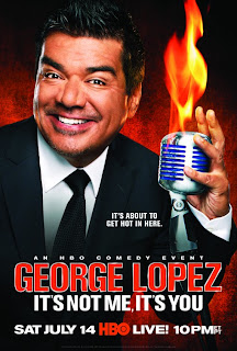 Ver George Lopez: It´s Not Me It´s You Online Gratis (2012)