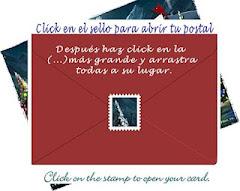 Estas dos postales interactivas son para tí.
