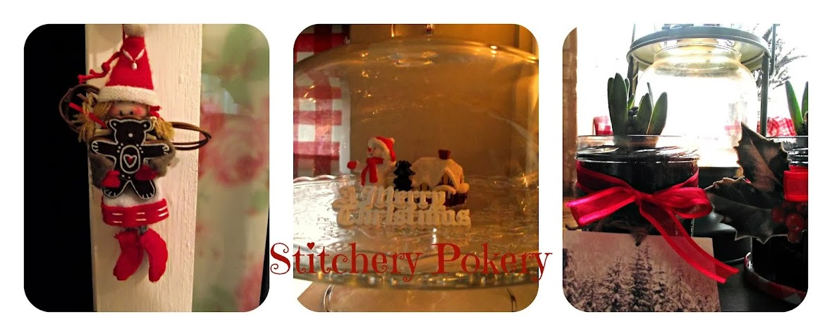 Stitchery Pokery