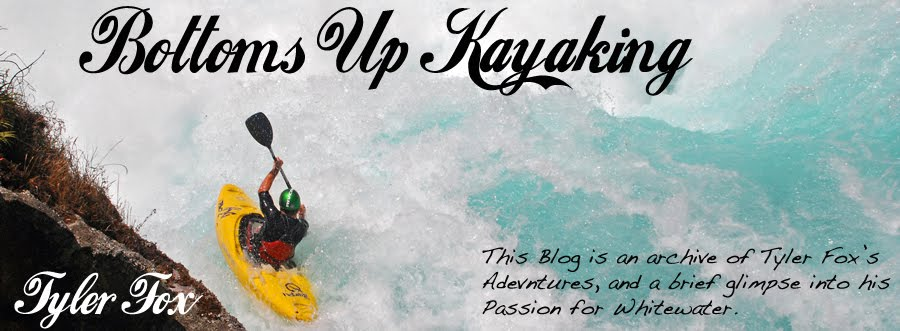 Tyler Fox - Bottoms Up Kayaking