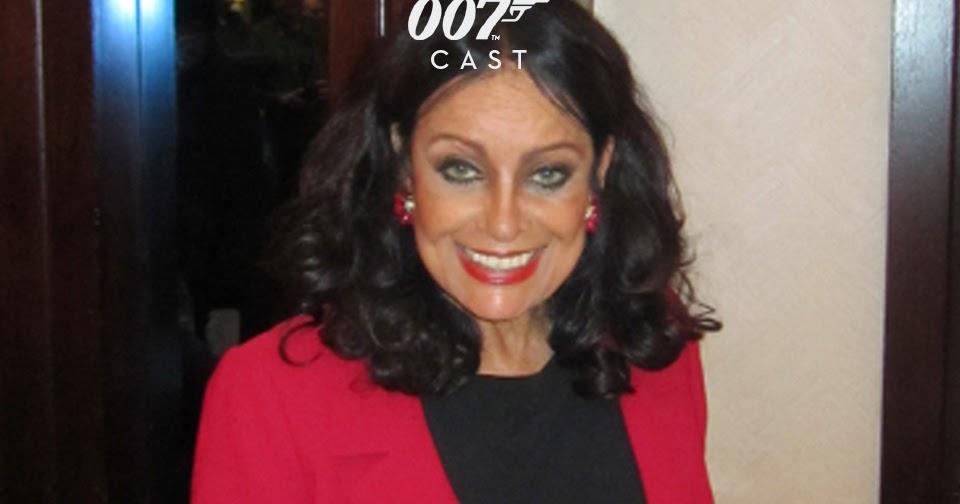 James Bond Database: Marguerite Lewars