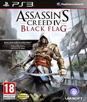 Descargar Assassin's Creed 4: Black Flag PS3