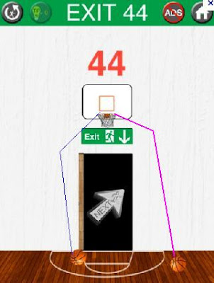 100 exits 44