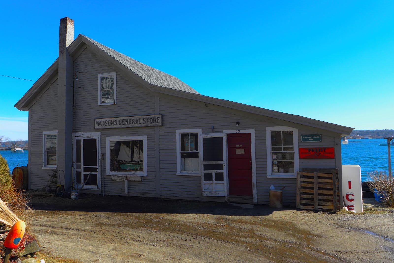 Watson's General Store; Harpswell, Maine