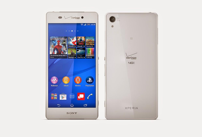 Harga Hp Terbaru Sony Xperia, Smartphone Android Andalan Sony Xperia Z3v dan Xperia Z3