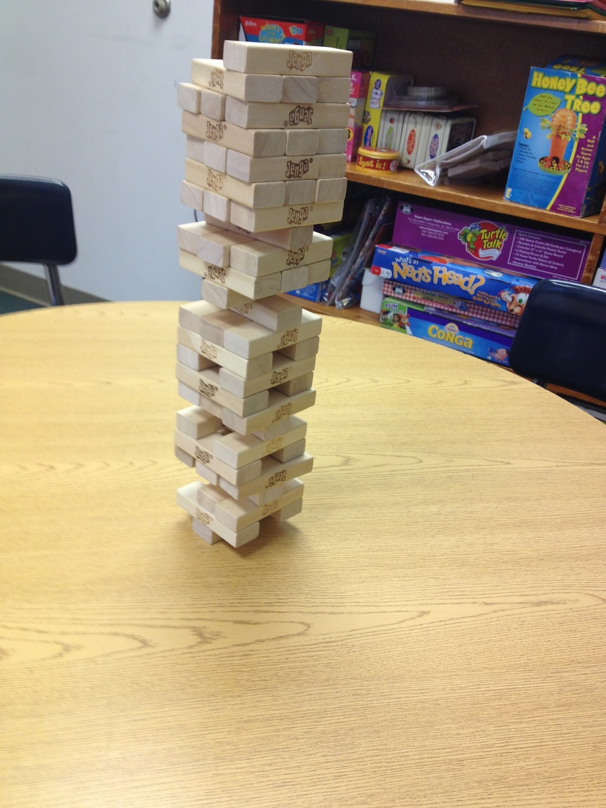 live love speech jenga and other fun games