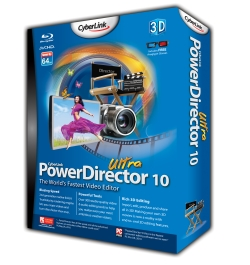CyberLink PowerDirector 10 Build 1005 (Multi/Español - Full)