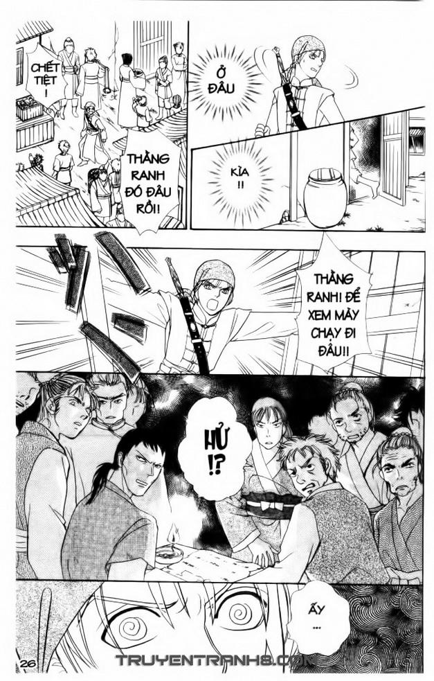 Đôi Cánh ỷ Thiên - Iten No Tsubasa chap 11 - Trang 8