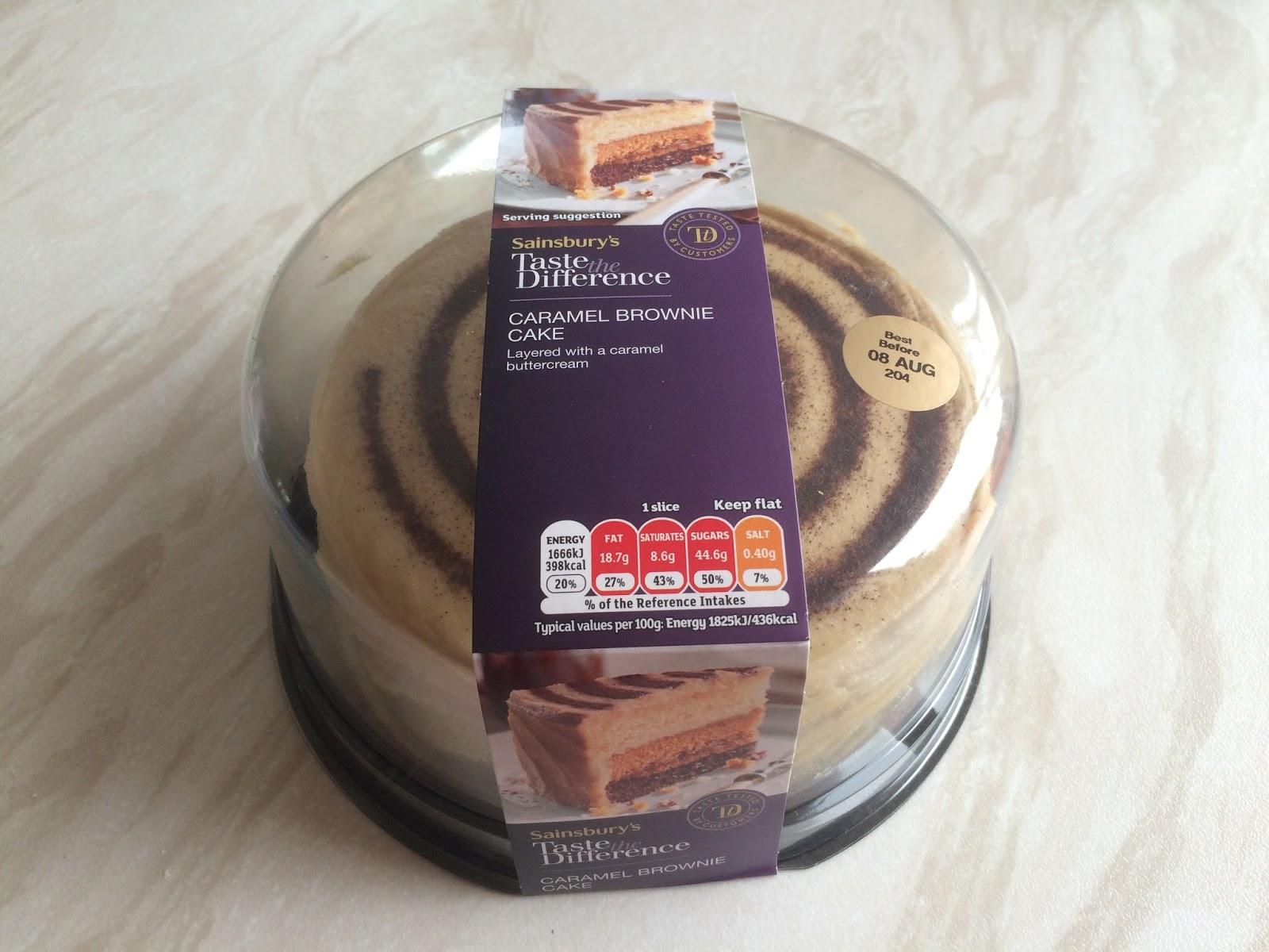 Sainsbury S Red Velvet Cake