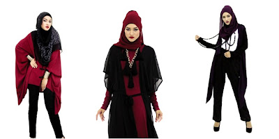 Pesona Busana Muslim Modern