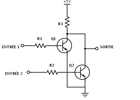 lectronique en amateur septembre 2014 On porte xor transistor