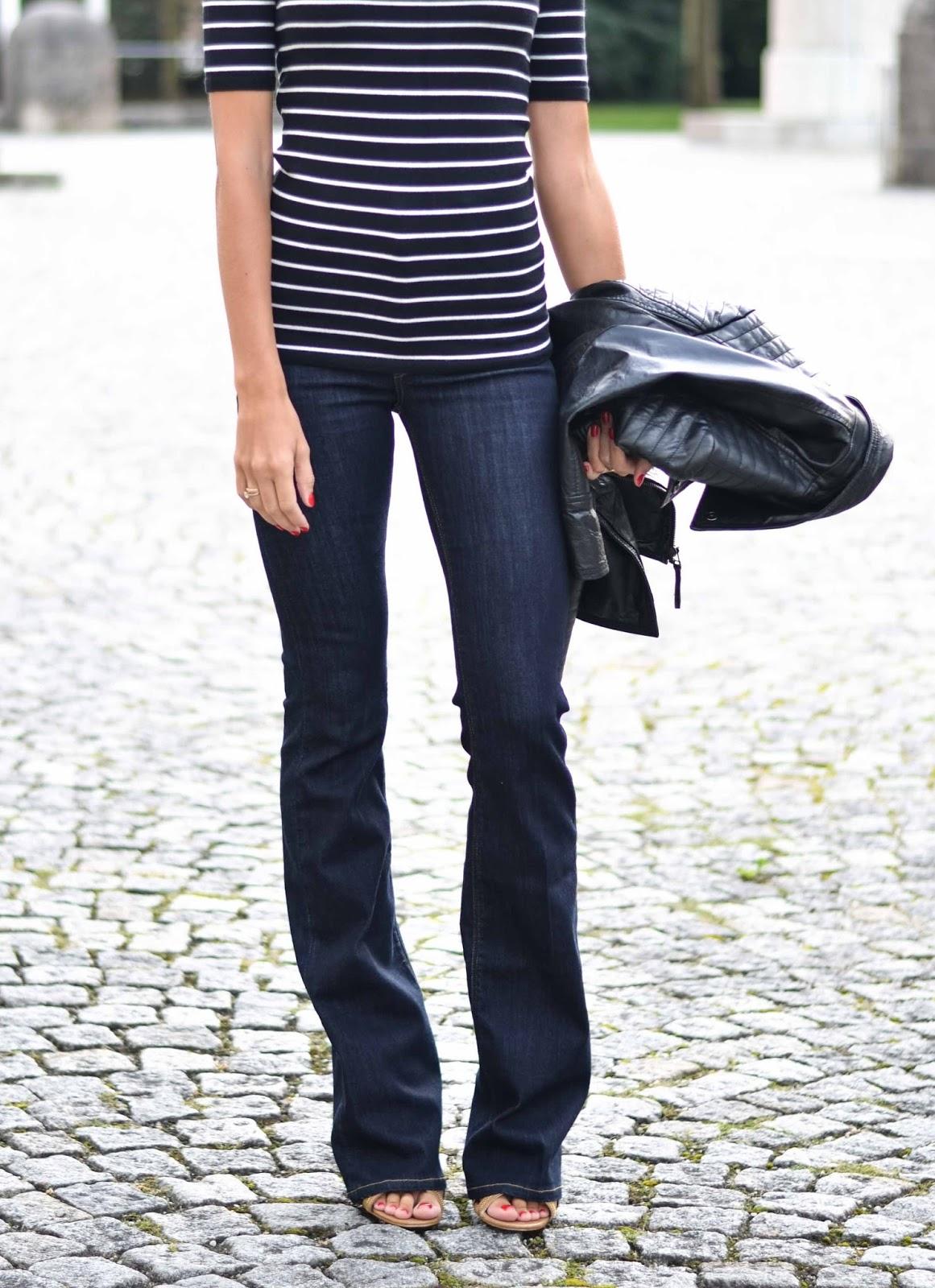 kristjaana mere lindex flared jeans