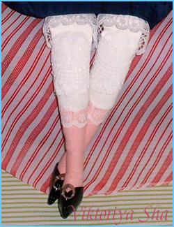 кукла Тильда - Тинка, ножки