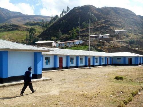 Colegio 84290 JOSE ANTONIO ENCINAS - Huallcallanca