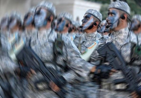 Армия Азербайджана однозначно формируется по стандартам НАТО