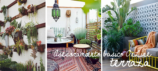 Terrazas xs decora tu peque o rinc n al aire libre for Decorar porche ikea