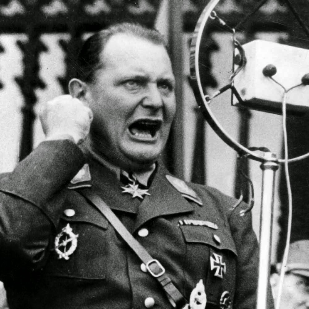 Hermann Goering Ww2 World War II in Pictur...