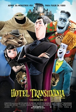 Hotel Transilvânia BluRay Filmes Torrent Download capa