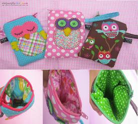 Owl Pouch LUTJU