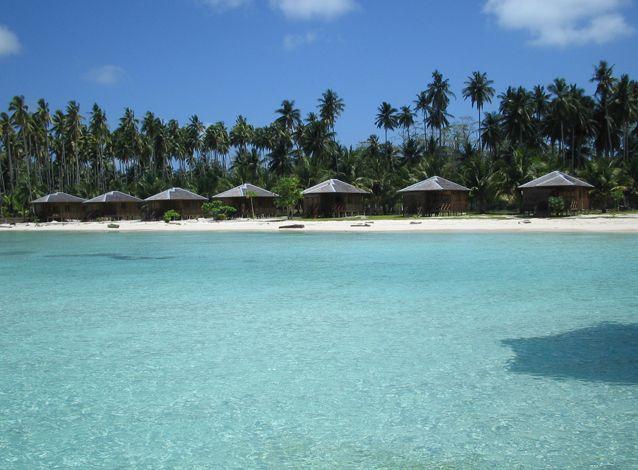 Maratua Paradise Island Resort