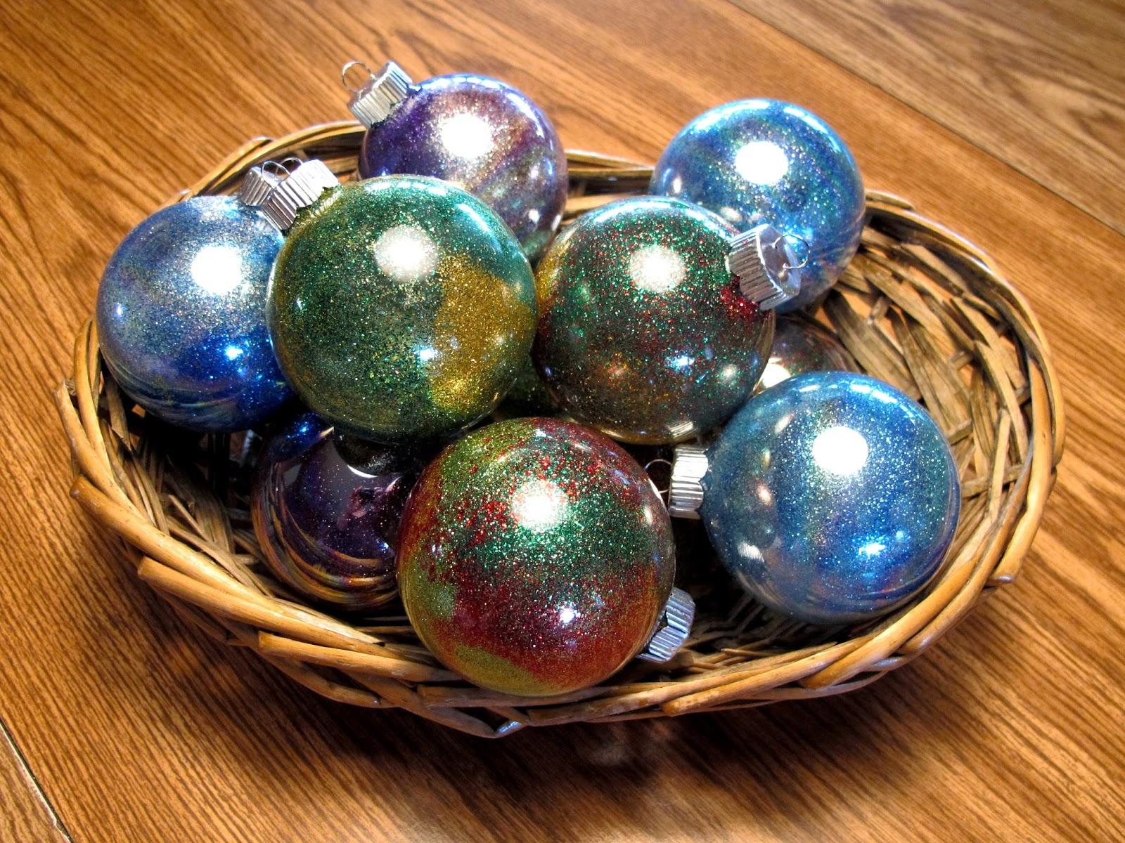 Porter & Stella's Ornaments