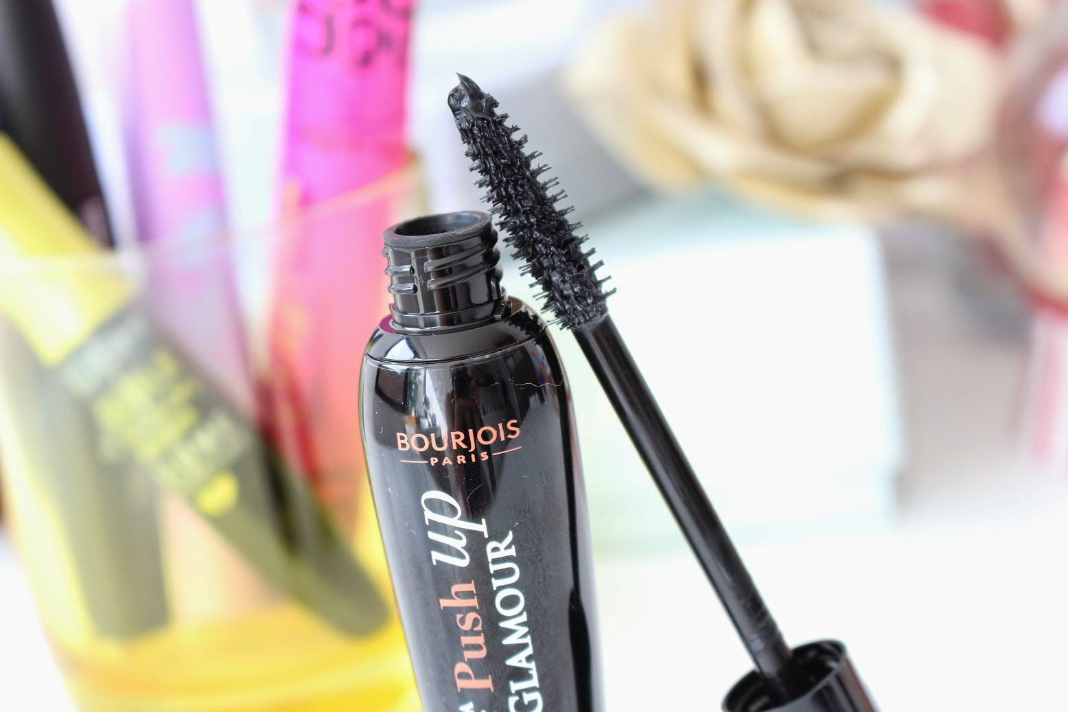 Bourjois Push Up Volume Glamour