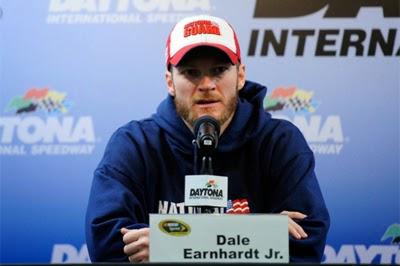 Dale Earnhardt Jr. – Driver of the NASCAR #88