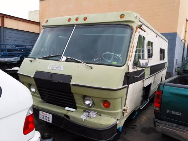 Used RVs 1972 Dodge Cabana Motorhome For Sale For Sale by ...