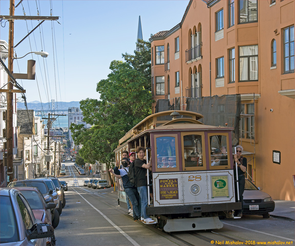 San Francisco Map Cable Car Picture Ideas References